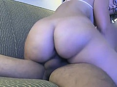 MILF fucked and cummed